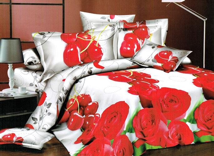 Комплект постельного белья Вишия ff8b9066162cd